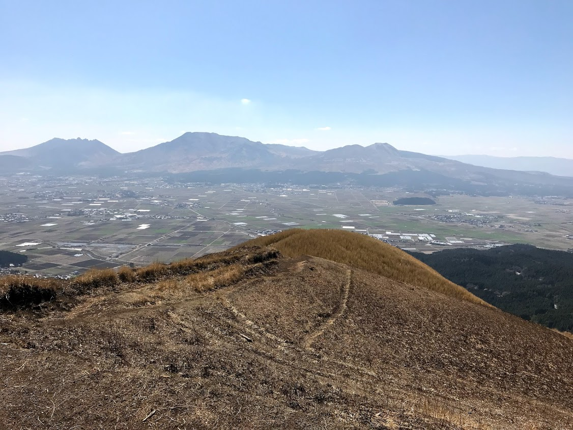 2018年3月 黒川温泉と大観峰